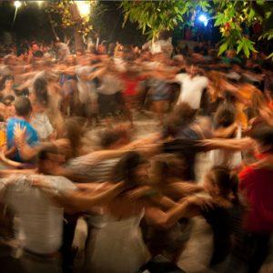 Greek nights